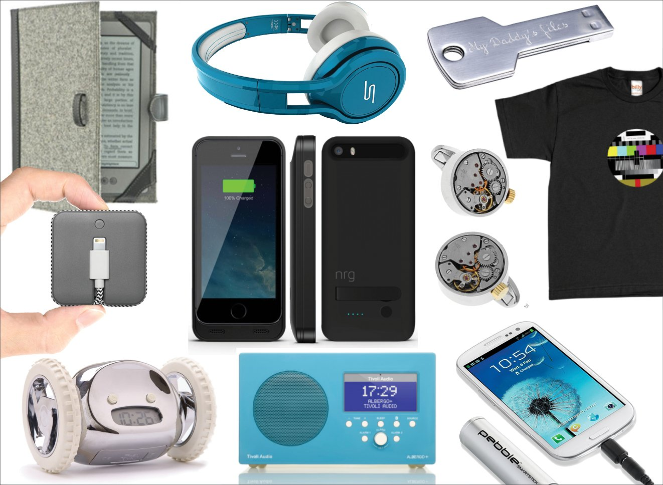 Gadget geek techy gift ideas for father 39 s day hardtofind for Cool gadgets for dads