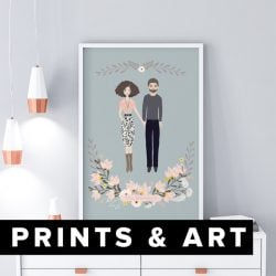 Prints and art - hardtofind